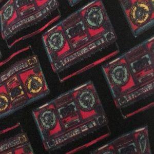 LulaRoe Cassette leggings OS